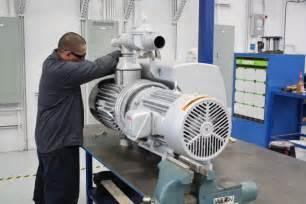 Busch Vacuum Pump Repair Services