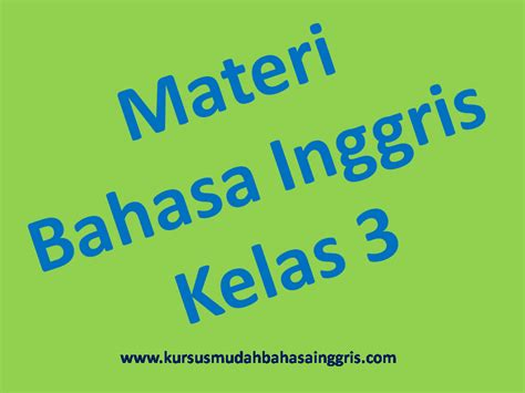 Buku Bahasa Indonesia Kls 3 Smp Penerbit Erlangga Ktsp 2006 free buku pelajaran bahasa inggris kelas 3 sd pdf reportmemo
