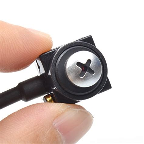 kingmak hd 600tvl cmos pinhole lens mini fpv cctv pinhole