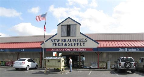 news from new braunfels feed