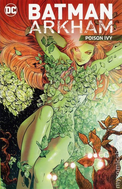 poison a novel books batman arkham poison tpb 2016 dc comic books