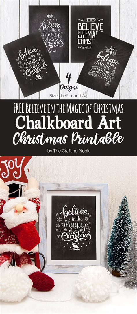 8 best images of printable chalkboard art free printable free chalkboard art christmas printables size letter and