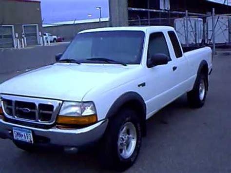 2000 ford ranger extended cab xlt youtube