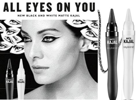 bodyshop eyeliner matte kajal the shop black white matte kajal eyeliner musings
