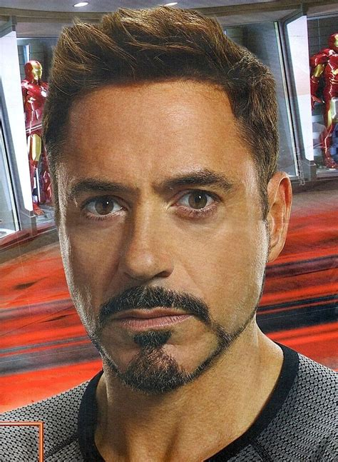 Iron Tony Stark robert downey jr as tony stark quot iron 3 quot rdj