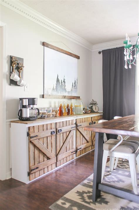 Modern Rustic Wall Hanging Mountainmodernlife Tips For Living In Your Rv During The Winter Mountain
