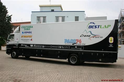 vendo officina mobile scaduto vendo daf officina mobile trasporto auto da