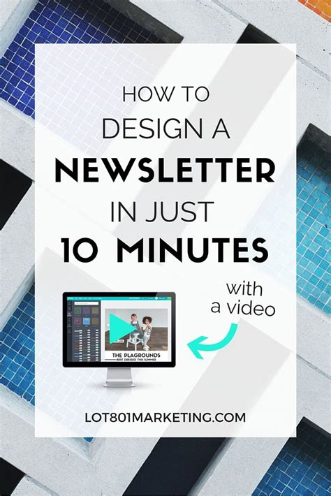 25 Beautiful Email Newsletters Ideas On Pinterest Email Newsletter Design Email Layout And Canva Email Template