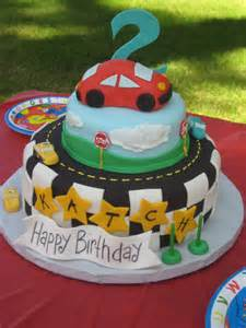 birthday cakes idea creative car cake for a boy