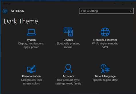 themes black like me windows 10 build 10159 guess what page 6