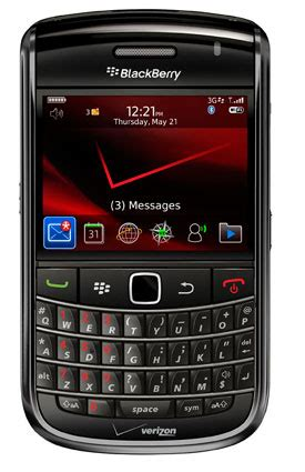 Hp Bb Bold 9650 Verizon blackberry bold 9650 available via verizon wireless