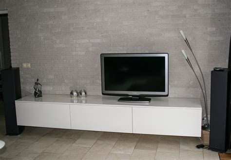 ikea besta zwevend ophangen zwevend audio tv meubel gespoten tv meubel
