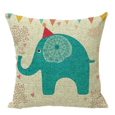 comfy couch pillows comfy new cotton linen pillow case animal print square