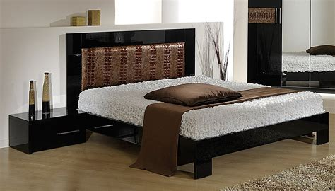 Contemporary California King Bedroom Sets | moon italian modern california king bedroom set