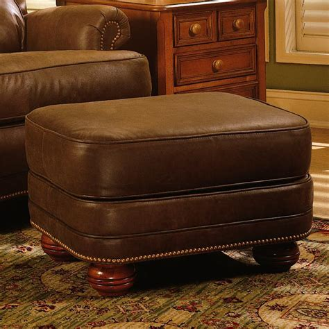 tilt back chair with ottoman upholstered tilt back reclining chair ottoman by smith