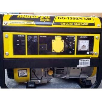 Genset 1000 Watt Potenza Pz 2200 generator set daftar harga mesin genset terbaru update