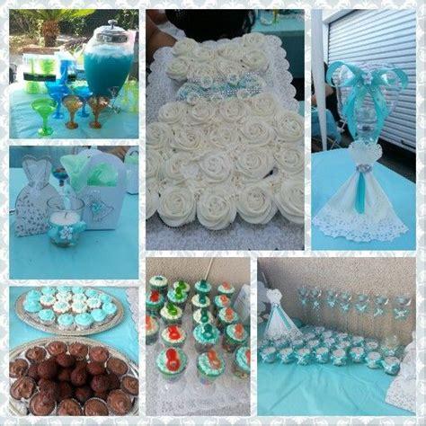 Blue Bridal Shower by Blue Bridal Shower Arianna