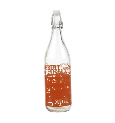 glass swing bottle glass swing top 140173