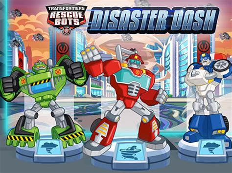 transformers apk free transformers rescue bots disaster dash for android free transformers rescue bots
