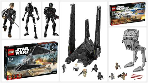 lego star wars 2016 rogue one sets and price list revealed we ve stolen the plans for the lego sets for rogue one a