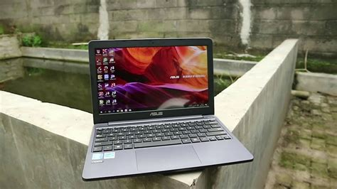 Notebook Asus E203 notebook asus e203 unboxing review