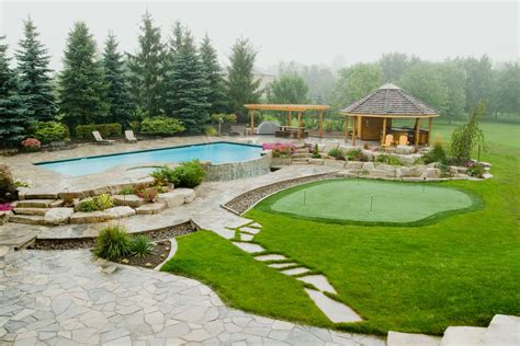 backyard landscaping design most artistic landscaping ideas ever seen furnituredekho