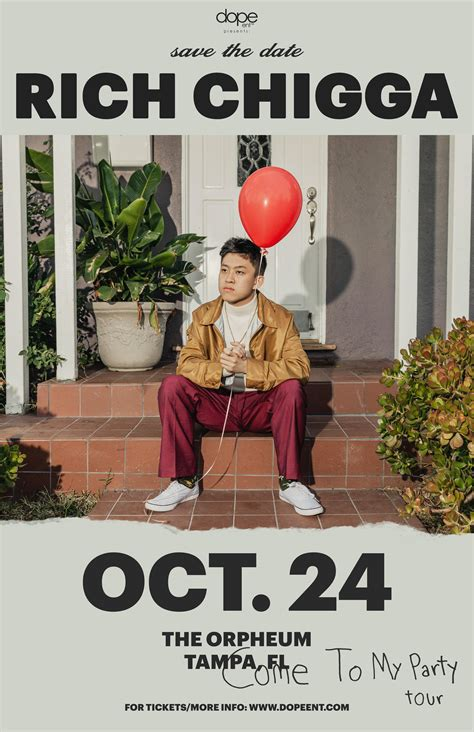 rich chigga the orpheum tickets tue oct 24 2017 at 6