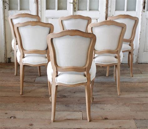 louis xv style french country dining chairs  stdibs