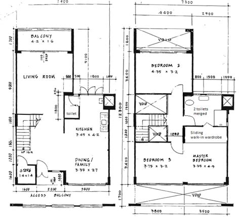 maisonette floor plan 301 moved permanently