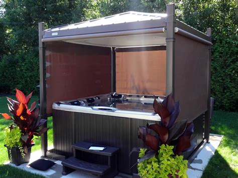 Backyard Spa Cover by New Used Tubs Chandler Scottsdale