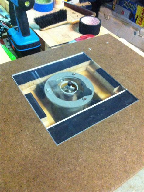 Router Table Insert Plate by Meer Dan 1000 Idee 235 N Router Table Insert Op