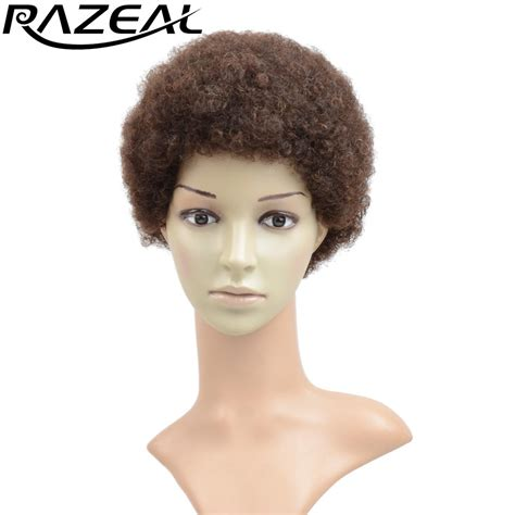 wig grips for women that have hair razeal hair afro wig kinky curly wigs for black women