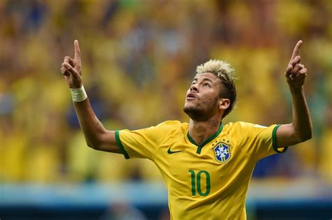 10 To In The World Cup by Brazil 4 1 Cameroon Neymar Gets The Spotlight With Two Goals