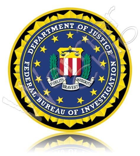 federal bureau of federal bureau of investigation fbi custom chips