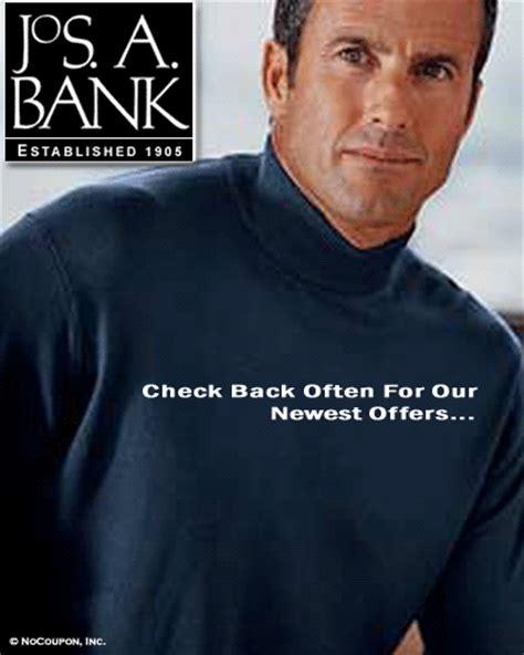 jos a banks jos a bank clothiers ny nocoupon