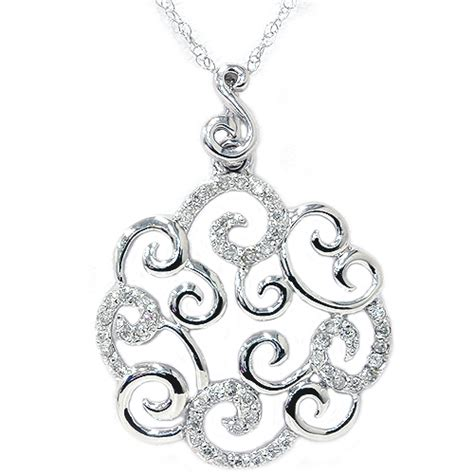 1 4ct fancy womens real necklace pendant unique
