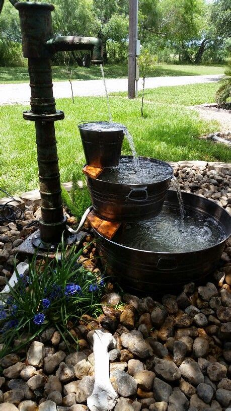 ideas to make your own outdoor water fountains outdoor water fountains water fountains and