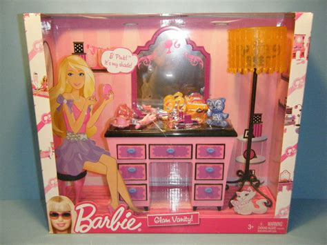 Vanity Playset by 2009 Glam Vanity Playset N4896 New Ebay