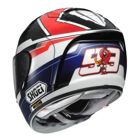 Helm Shoei Marc shoei x twelve marc marquez helmet motorcycle accessories australia scm