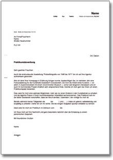 8 muster bewerbung praktikum resignation format