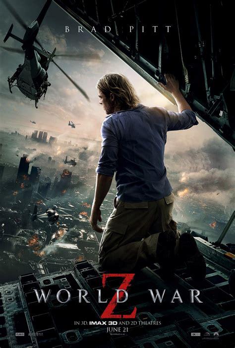 film action tentang zombie sinopsis world war z film tentang serbuan zombie sadis