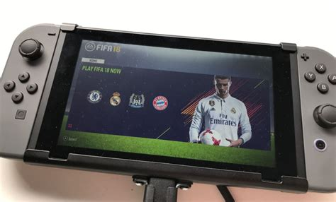 Kaset Nintendo Switch Fifa 18 fifa 18 on switch looks like the best mobile fifa