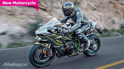 0 100 Schnellstes Motorrad by Harga Kawasaki H2 2015 Autonetmagz Review Mobil