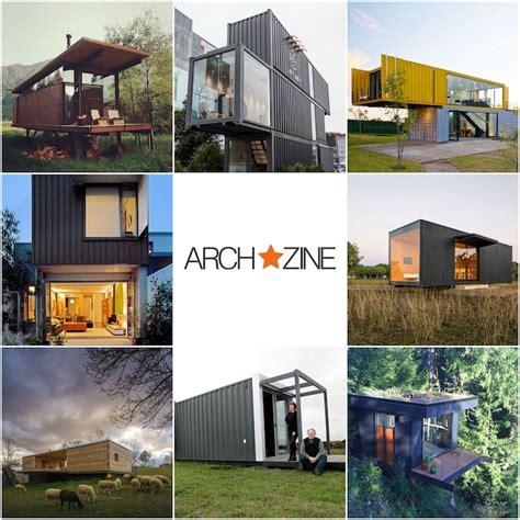 emejing h 228 user aus containern ideas thehammondreport - Moderne Container Häuser