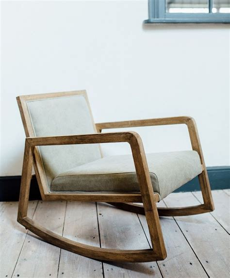 modern nursery rocking chair 17 best ideas about rocking chairs on log
