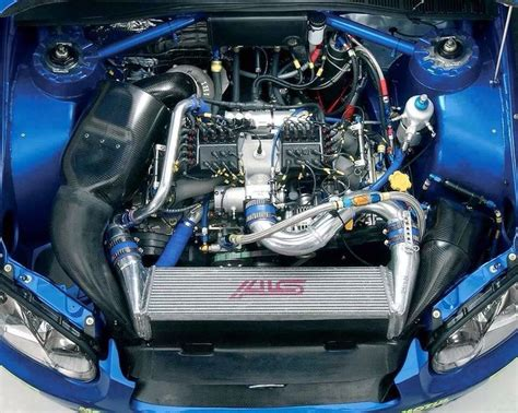 wrc subaru engine subaru impreza sti wrc engine bay cars