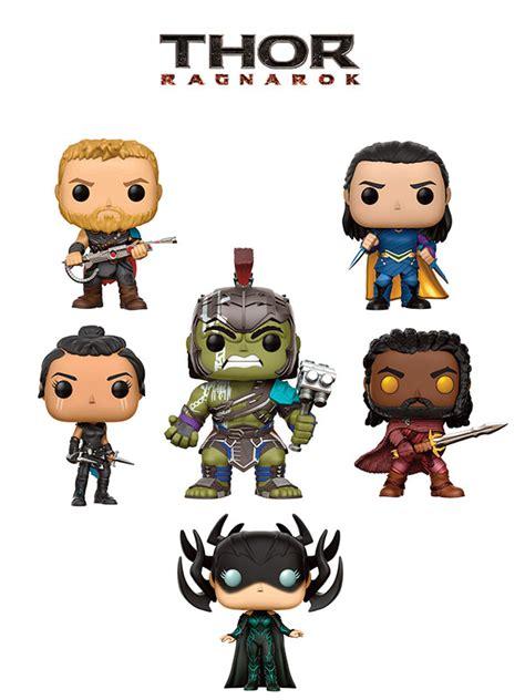 Funko Dorbz Marvel Thor 3 Ragnarok Thor Gladiator funko thor ragnarok thor loki gladiator haimdall hela valkyrie toyslife