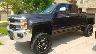 Lifted Chevrolet Silverado 2014 Silverado Lifted For Sale In Autos Post