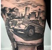 Lowrider Car Tattoo  Best Ideas Gallery