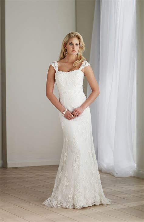 Wedding dresses second marriage